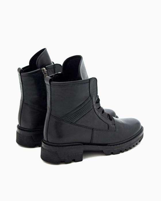 Ботинки ROU в стиле милитари