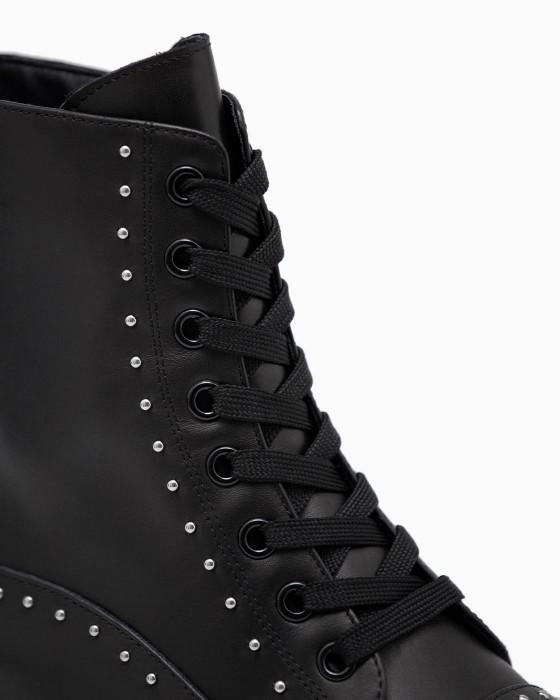 Демисезонные ботинки ROU с декором на EVA подошве