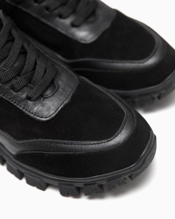 Комбинированные кроссовки Aquamarin