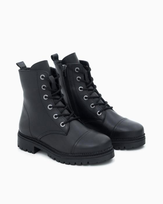 Зимние ботинки-берцы ROU