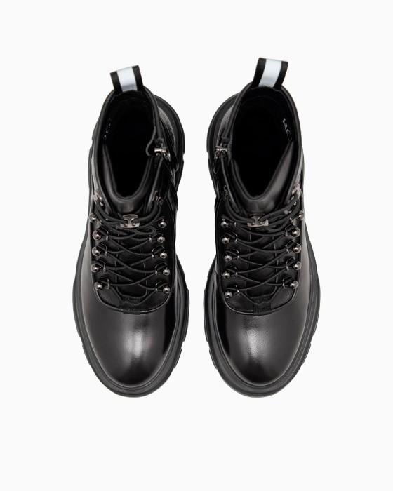 Демисезонные ботинки ROU на облегченной подошве